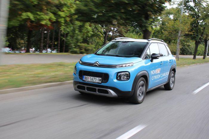 Auto magazin Srbija Test Citroën C3 Aircross