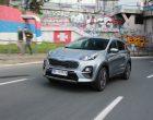 Kia Sportage 1,6 CRDi 7 DCT na testu Auto magazina