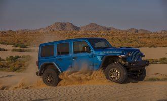 Najsnažniji do sada: Jeep Wrangler Rubicon 392