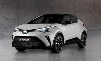 Toyota C-HR dostupan i u GR Sport verziji