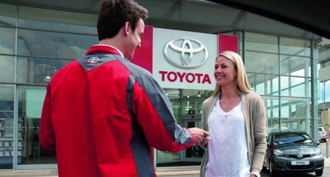 """Proverite da li je vaša Toyota """"ažurirana"""""""