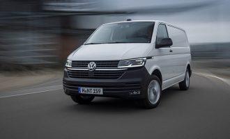 VW Transporter T6.1 osvojio Euro NCAP zlatnu medalju