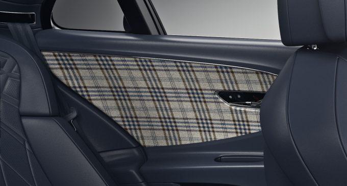 Enterijer od tvida za najprestižnije Bentley modele