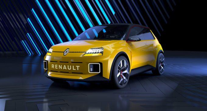 Vraća nam se Renault 5!