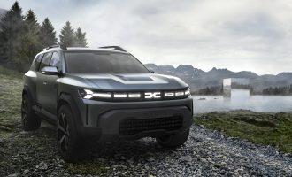 Dacia promenila logo i još ponešto…