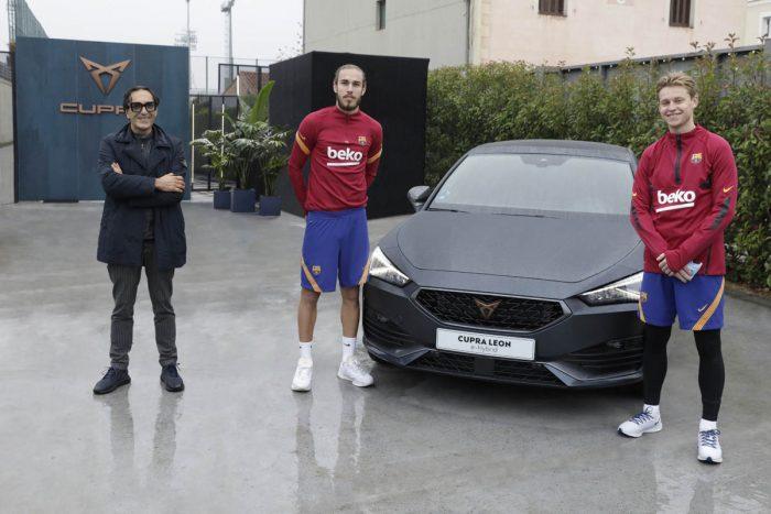 Cupra FK Barselona