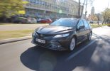 TEST: Toyota Camry Hybrid Premium