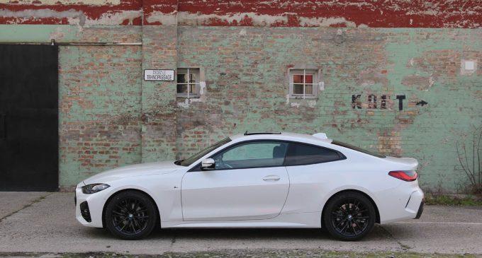 Odvezite BMW 420i Coupé za 15.107 evra