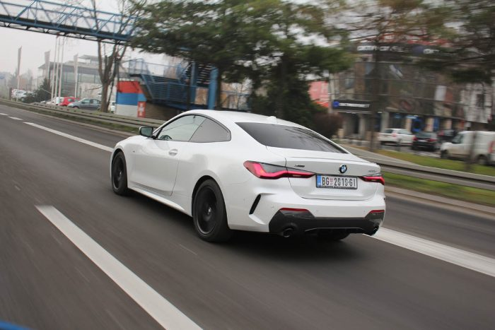 Test BMW 420d xDrive Coupe