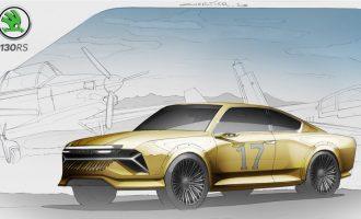Ovako bi izgledala Škoda 130 u modernom izdanju