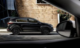 Kia Sportage Black Design je specijalna edicija sa više opreme