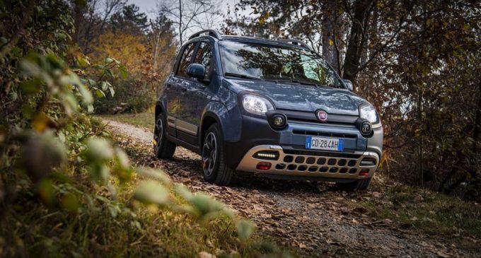 Fiat Panda krosover godine za britanski 4×4 magazin