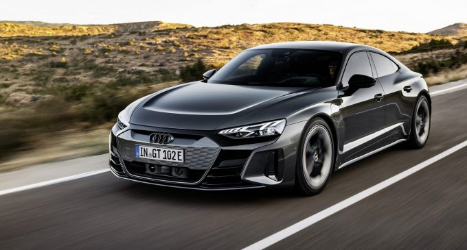 Električni bolid za svaki dan: Audi e-tron GT quattro