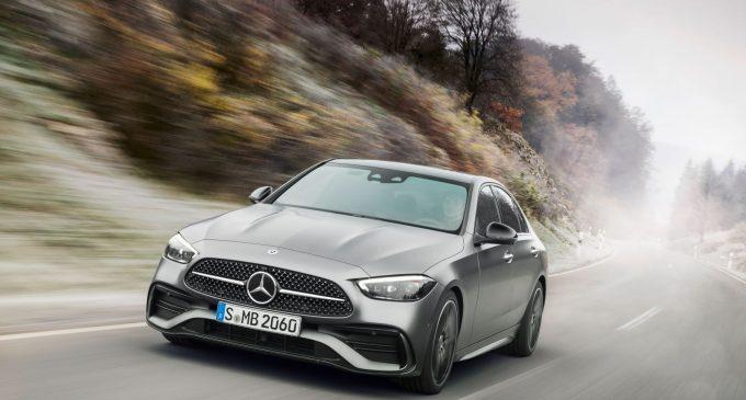 Ovo je potpuno novi Mercedes C-Klasse
