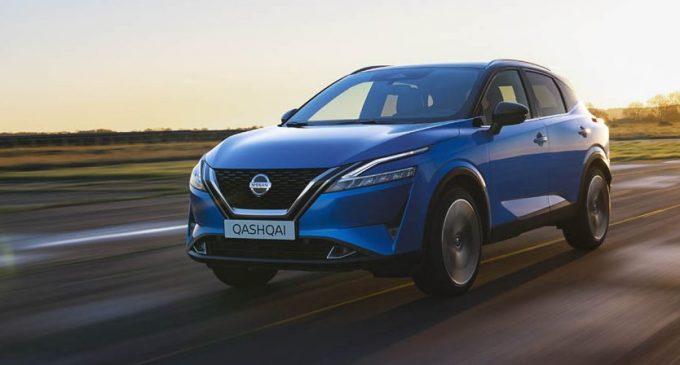 Svetska premijera: Nissan Qashqai