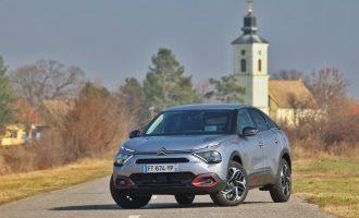 EKSKLUZIVA: Novi Citroën C4 stigao u Srbiju!