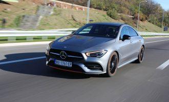 TEST: Mercedes-Benz CLA 200 7G-DCT