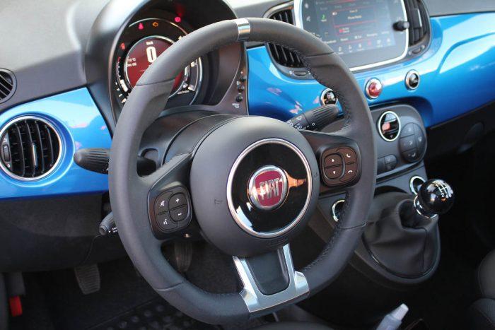 Auto magazin Srbija Super Test Fiat 500 BSG Hybrid