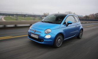 SUPER TEST: Fiat 500 Hybrid Launch Edition
