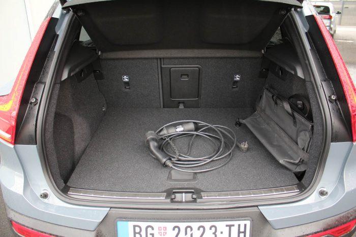 Auto magazin Srbija Test Volvo XC40 T5 Recharge R-Design