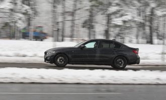 BMW 330e Plug-in Hybrid na testu Auto magazina