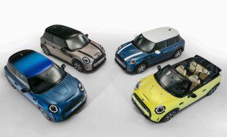 Redizajnirani Mini heč i kabrio modeli