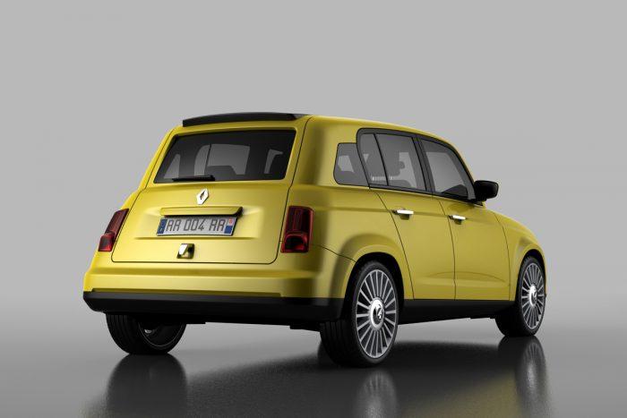 Renault 4 David Obendorfer