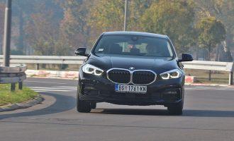 TEST: BMW 118i