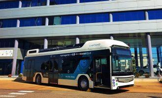 Toyota radi na autobusima s gorivnim ćelijama