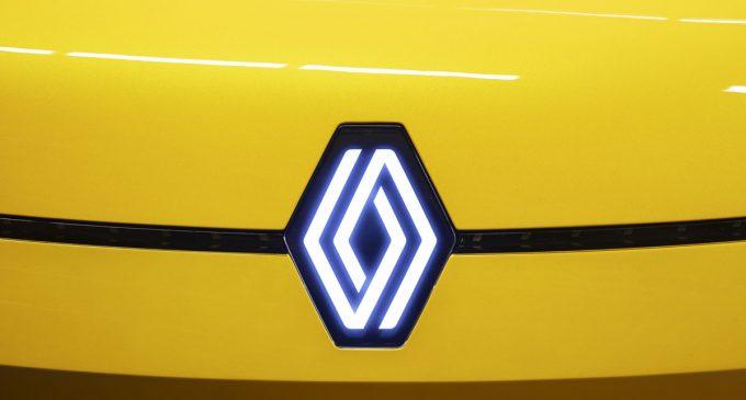 I Renault predstavio novi logotip
