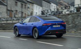 Toyota Mirai druge generacije stigla u Evropu