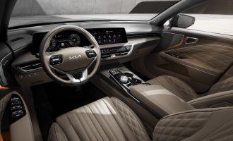 Kia K8 je luksuzan model sa premijum namerama