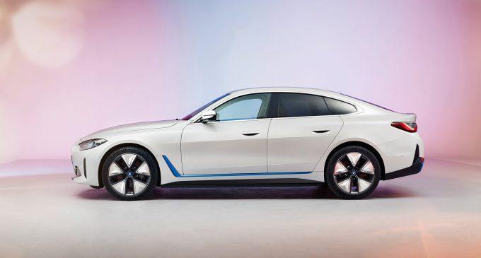Svetska premijera: BMW i4