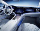 Otkrivena unutrašnjost Mercedesa EQS