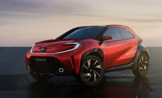 Toyota Aygo X: ulazak u Crossover A segment