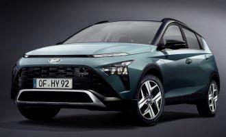 Hyundai Bayon je novi krosover samo za Evropu