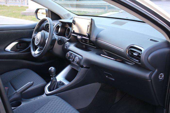 Test Toyota Yaris 1,5 VVT-iE Sport