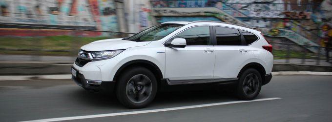 TEST: Honda CR-V Hybrid AWD Executive