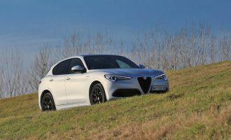 Testiramo Alfa Romeo Stelvio Veloce 2,0 280 KS Q4