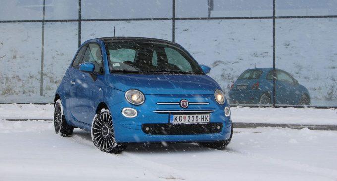 SUPER TEST: Fiat 500 BSG Hybrid Launch Edition 2. deo