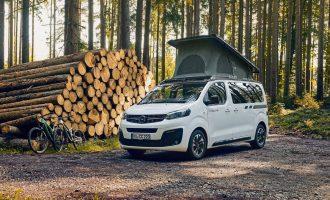 Opel Zafira Life pretvorena u sobu na točkovima