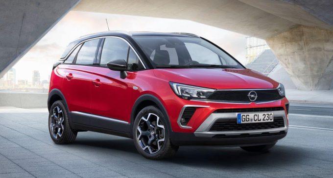Redizajnirani Opel Crossland u prodaji po sniženim cenama