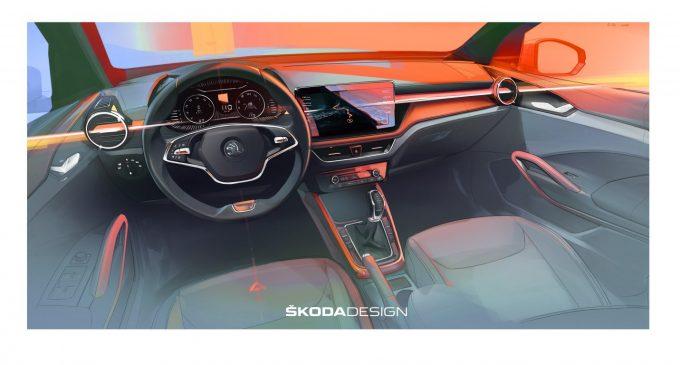 Uskoro premijera: nova Škoda Fabia