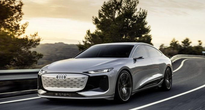 Audi A6 e-tron concept: uvertira za novi Audi A6