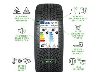 Od maja nove oznake na gumama za lakše poređenje