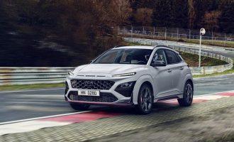 Hyundai Kona N do stotke stiže za 5,5 sekundi!