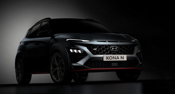 Hyundai Kona N ima 280 konja!