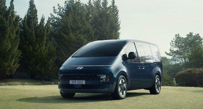 Hyundai Staria je MPV budućnosti