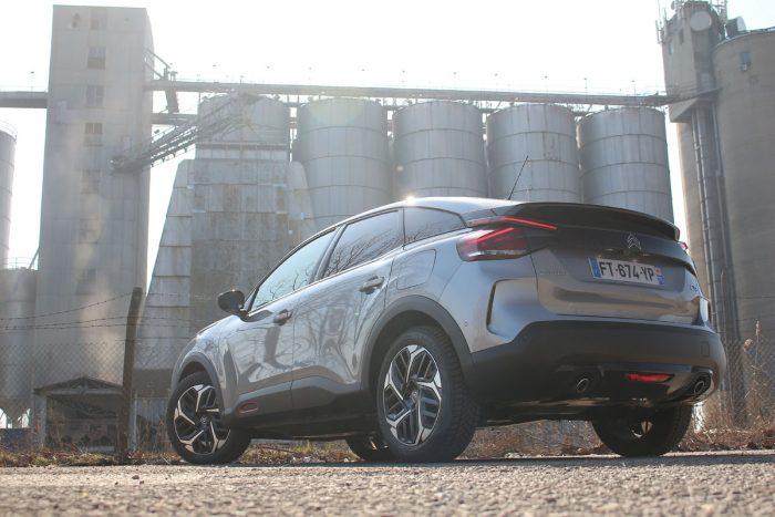 Test Citroën C4