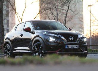 Nissan Juke 1,0 DIG-T N-Design na testu Auto magazina